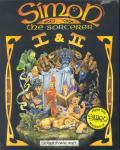 Simon the Sorcerer I & II DOS Front Cover
