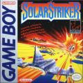 Solar Striker Game Boy Front Cover