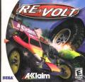 Re-Volt Dreamcast Front Cover