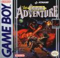 Castlevania: The Adventure Game Boy Front Cover