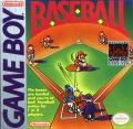 Baseball Game Boy Front Cover