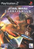 Star Wars: Starfighter PlayStation 2 Front Cover
