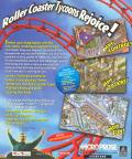 RollerCoaster Tycoon: Loopy Landscapes Includes Corkscrew Follies Windows Back Cover