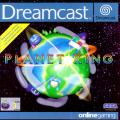 Planet Ring Dreamcast Front Cover