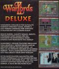 Warlords II Deluxe DOS Back Cover