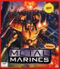 Metal Marines Windows 3.x Front Cover