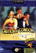 The Case of the Cautious Condor DOS Front Cover