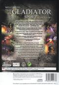 Unreal Tournament PlayStation 2 Back Cover
