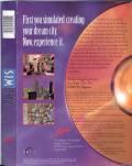 SimCity Enhanced CD-ROM DOS Back Cover