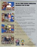 SimCity Enhanced CD-ROM Macintosh Back Cover