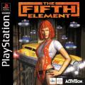 The Fifth Element PlayStation Front Cover