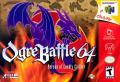 Ogre Battle 64: Person of Lordly Caliber Nintendo 64 Front Cover