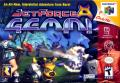 Jet Force Gemini Nintendo 64 Front Cover