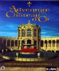 Adventure at the Chateau d'Or Macintosh Front Cover