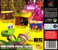 Croc 2 PlayStation Back Cover
