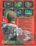 Championship Manager DOS Back Cover