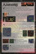 Aztech's Armory: Campaigns for Warcraft II Windows Back Cover