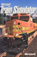 Microsoft Train Simulator Windows Other CD Sleeve - Front
