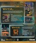 Unreal: Gold Windows Back Cover