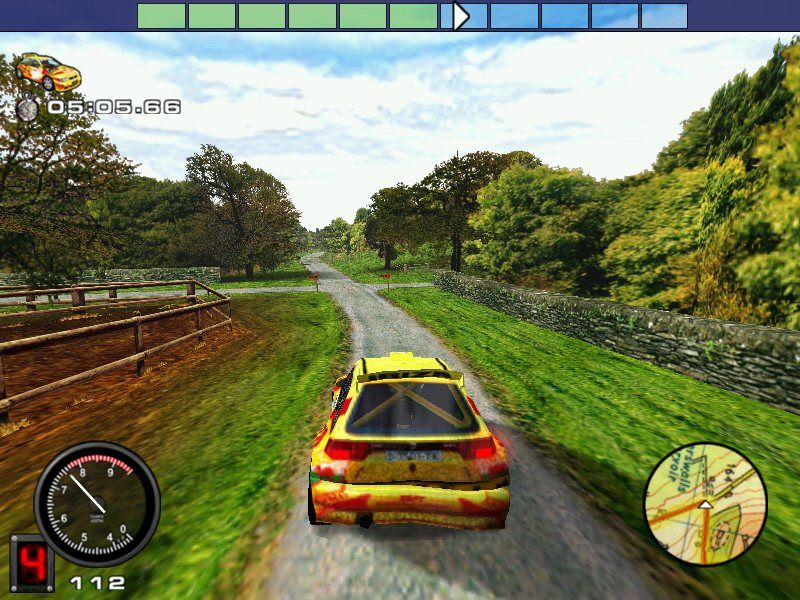 rally championship ubisoft 1999 et 1996 photos pc jeux video forum. Black Bedroom Furniture Sets. Home Design Ideas