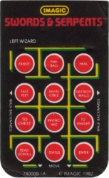 Overlay for Wizard (player 1 in a 2-player game)