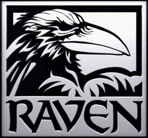logos for raven software corporation