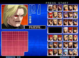 The King Of Fighters 2002 Challenge To Ultimate Battle 2002