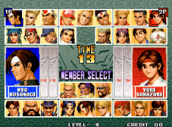 The King Of Fighters 96 1996 Cheats Hints Tricks Mobygames