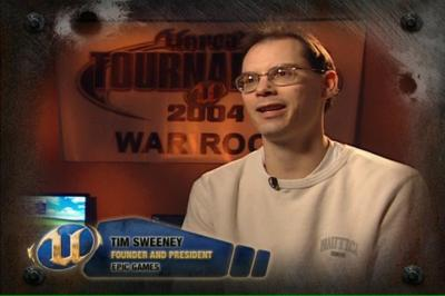 Tim from the UT2K4 bonus DVD