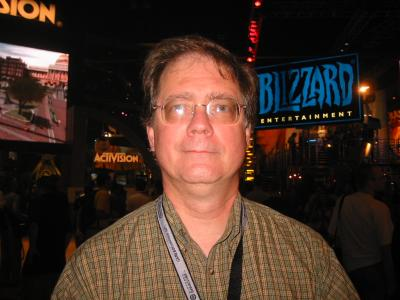 Pic of Tom at E3 2004