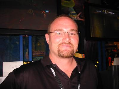 Pic of Matt at E3 2004
