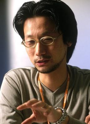 Hideo talks about MGS2