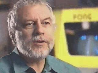 Nolan Bushnell talks about the history of Pong (from 80 Classic Games In One by Atari, circa 2003)