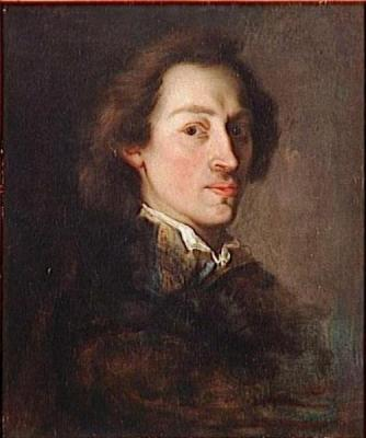 A portrait of Chopin by Scheffer (circa 1840)