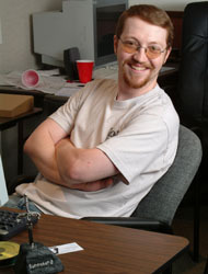 Doug in 2006 - now Designer with Volition