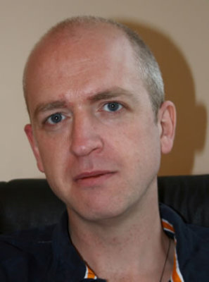 Mike Brown, head of Dark Water Studios Limited (January 2007)