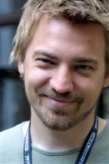 Mads Prahm, at IO Interactive in Copenhagen, summer of 2003