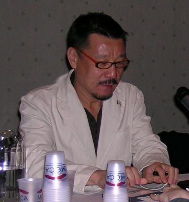 Kenji Terada at Anime Boston 2007