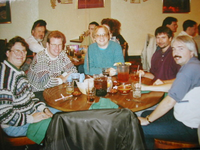 Max Remington, Mike McDonald, Scott Elson, Quentin Chaney, Scott Spanburg (November 1994)