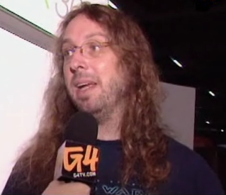2008 - X-Play interview about Halo Wars.