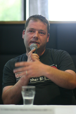 At eSports Conference Cologne, 2007