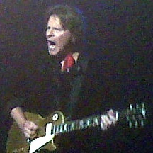 John Fogerty playing in Sydney, Australia, March 26th 2008 (Photo by Wikipedia user WWGB)