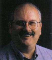 Dave Grenewetzki, presenting himself as new president of Sierra On-Line in InterAction (1999/12/1)