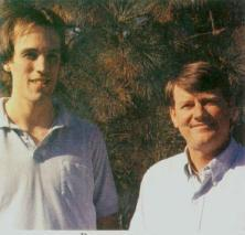 David Slayback and Don McGlauflin (feature Conquest of Camelot in Sierra News Magazine, 1989/2/2)