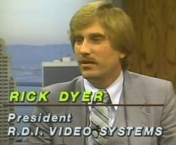 "Taken from ""The Computer Chronicles"" TV show in 1991; Rick Dyer discusses the Halcyon console"