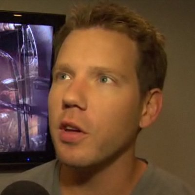 2010 - G4's interview about Gears of War 3 at E3.