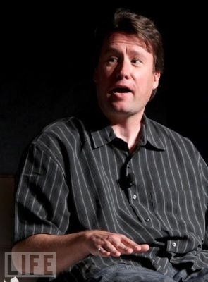 Kris Roberts at the 2010 3D Gaming Summit