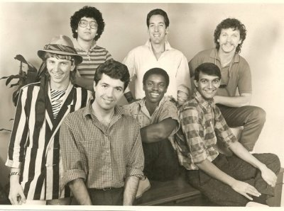 Interplay, early 80s, Jay on the bottom right