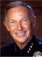 LAPD Chief Daryl Francis Gates