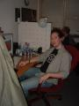 At the Poland office - 2004
